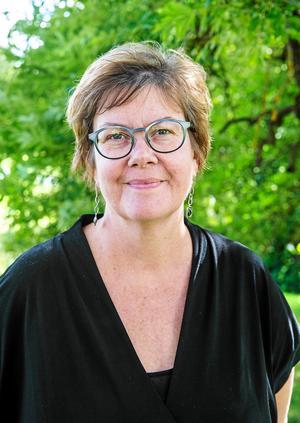 Åsa Bellander, kommundirektör i Sundsvalls kommun.