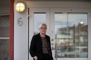 """""""Det har varit en helt fantastisk uppslutning"""" säger Veronica Östlin, tillförordnad vård- och omsorgschef."""