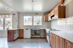 Foto: SE360. Huset i Trindåsen är under renovering.
