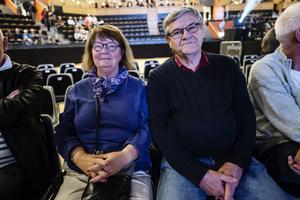 Eva och Bertil Karlsson från Holmsund.