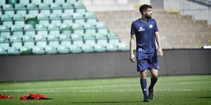 När GIF Sundsvall på lördagen tar emot Eddahris gamla lag AFC Eskilstuna är det tionde matchen för säsongen han missar.