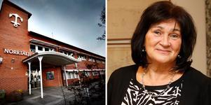 Ulla-Marie Hellenberg har jobbat som kommundirektör i Norrtälje kommun i fyra år.