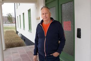 Arne Andersson, institutionschef för SiS Sundbo ungdomshem utanför Fagersta.