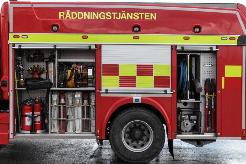 Misstankt for brand i bagarmossen slappt