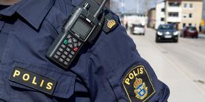 Polisen har tagit emot en anmälan om en maskinstöld som skett i Munktorp.