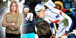 Calle Halfvarsson hade en fin dag, när stafettlaget slutade på en femteplats. Sportens Camilla Westin listar fem heta punkter från världscupen i Ulricehamn. Bilden är ett montage.