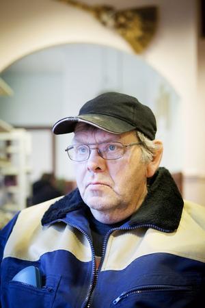 Krister Hälleberg är medlem i Falu FUB Klippan.
