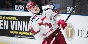 Wernblom har gjort noll poäng på fem matcher denna säsong. Foto: Nils Petter Nilsson/TT.