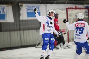 Johan Koch med matchens prestation mot Sandviken.