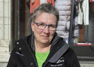 Annette Svedin, lokalvårdare, 50 år, Sundsvall