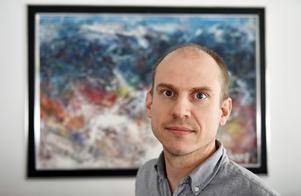 Nils Österström berättade nyligen om företaget på en näringslivsfrukost i Moraparken.