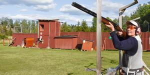 Susanne Smedberg är en av Södertörns jaktvårdsförenings aktiva medlemmar.