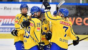 Damlandslaget måste börja slåss om medaljer i mästerskapen – då kanske fler blir intresserade av att se damhockey, skriver signaturen jgi.