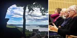 Många idéer dök upp. Som att satsa på kollektivtrafik mellan länets största dragare för naturturism, som Skuleberget och Skuleskogen.