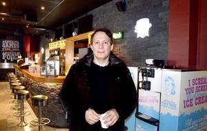 Ola Hermansson är delägare av Medvind och restaurangen Biteline.