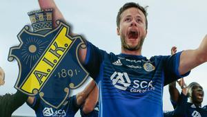 Robert Lundström kan hamna i AIK.