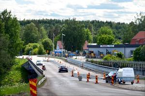 Bron över Ljungan på gamla E4 ska förstärkas, dimensioneras om och få en ny gång- och cykelväg.