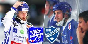 Villa-ikonen Daniel Andersson och Vänersborgsprofilen Alexander Mayborn slutade med bandyn efter säsongen 2016/2017.