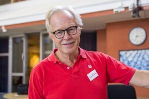 Lasse Bertilsson från Bollnäs kulturskola är projektledare för  symfoniorkestern för unga kulturskoleelever i Gävleborgs län. Än så länge är det bara ett pilotprojekt, men det finns hopp om en förlängning.