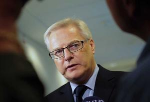 Patrik Säflund var åklagare i rättegången mot Anders Eklund.