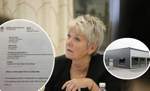 Pia-Maria Johansson (LPO) fick rätt mot kommunen i turerna kring Allaktivtetshuset. Förvaltningsrätten river nu upp båda besluten som kommunstyrelsen tog med motiveringen att det borde ha gått upp till fullmäktige.