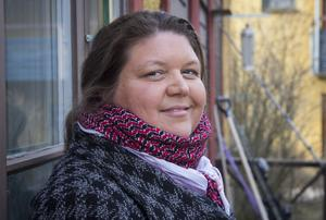 Karin Nilsson, Sandviken, i styrelsen för Arbetarskrivare.