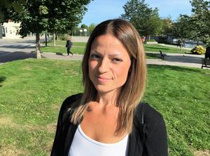 Therese Hjalmarsson, 32 år, undersköterska, Fränsta:
