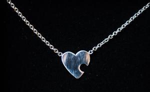 Piece of Heart till minne av Amanda Berglund.