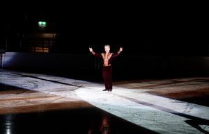 Alexander Majorov efter att ha framfört samma kortprogram som på OS i Sotji.