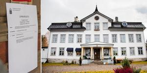 Det hör inte till vanligheterna att det hålls domstolsförhandlingar i Voxnabruk. Men under onsdagen besökte mark- och mijödomstolen Voxnabruk herrgård.