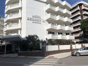 VSK hotell ligger i Calella utanför Barcelona.