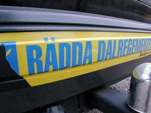 Foto: Kjell Jansson. Inför försvarsbesulten i mitten av 1990-talet bedrevs en hård kampanj för att få behålla Dalregementet.