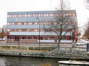 Arkivbild: Polishuset i Gävle.