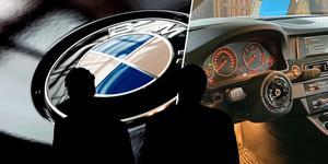 Multifunktionsrattarna på BMW-bilar verkar vara något som den misstänkta stöldligan har specialiserat sig på.