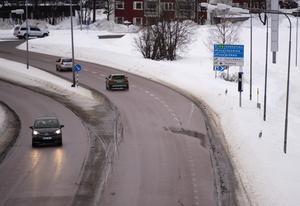 E4 centrala Örnsköldsvik.