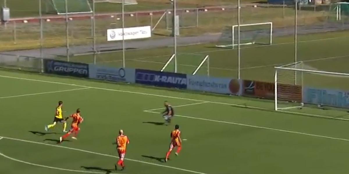 Örebro Syrianska föll borta mot Täby - se höjdpunkterna från matchen här