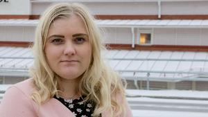 Matilda Sandvold, Ljusnedal:– Om jag får semester ska jag och min sambo Niklas åka till Borlänge och fira med hans familj och kompisar.