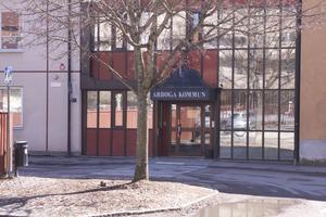 Kommunhuset i Arboga.