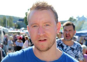 Alex Andersson, Njurunda.