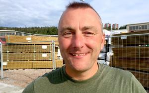 Heikki Riuttala, 49, egen företagare, Alnö: