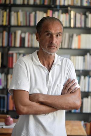 Foto: Anders Wiklund/TT Huvudpersonen i Aris Fioretos roman