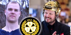 Johan Lindström och Fredrik Glader. Foto: Simon Eliasson/Bildbyrån.