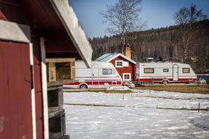 Orbadens camping ligger i anslutning till Hälsinglands riviera, stranden vid Orbaden.