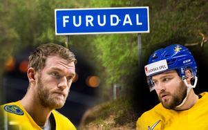 Oreprodukterna från Furudal, som spelar samma backpar nu under VM.