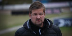 Peter Johansson hoppas skadelistan ska minska till nästa vecka.