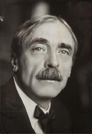 Paul Valéry 1925. Foto: Henri  Manuel