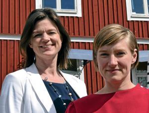 Meg Nömgård och Anna Blomster deltar i Unesco-mötet på Mauritius. Meg har redan valts in i styrelsen i Ichngo Forum.