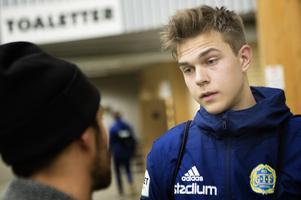 Anton Eriksson är ny från Umeå FC.
