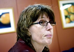 Anna-Karin Granbom är talesperson för Långsands samfällighet.