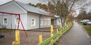 Humlegårdsskolan i Nynäshamn läggs ned i juni 2020 och byggnaden kommer senare under året att rivas.